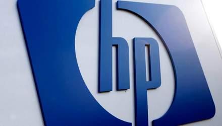 Компанія Hewlett-Packard втекла з Росії