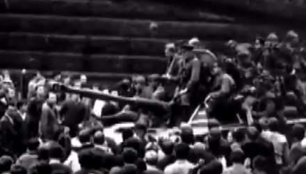 47 років тому СРСР розпочав війну у Чехословаччині