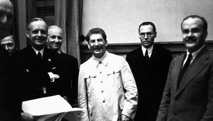 75 років тому уклали один з найстрашніших договорів для Європи