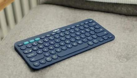 З'явилась унікальна бездротова клавіатура та робот для морського дна