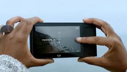 Фотоапарат із 16-ма об'єктивами, окуляри нового покоління від Microsoft