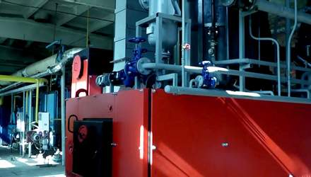 Сміття як паливо: у Житомирі відходами опалюють лікарні
