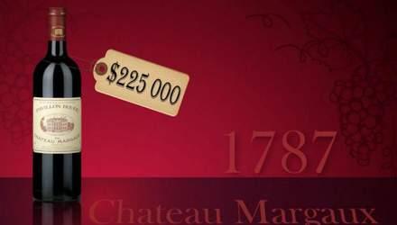 Какие заоблачные суммы отдают за старые вина