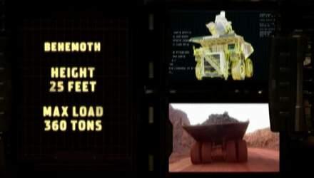 Як самоскид завбільшки з багатоповерховий будинок перевозить колосальні вантажі