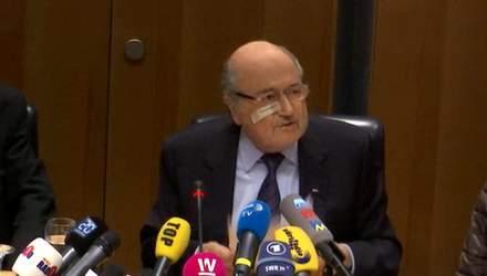 Комітет ФІФА виніс вирок Блаттеру і Платіні