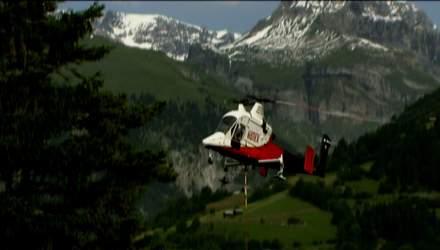 Єдиний гелікоптер у світі з двома перехресними тяговими гвинтами