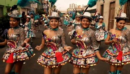 Як чилійці буденність перетворюють у незабутні карнавали
