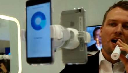 """Винайдений новий вид Wi-Fi, """"розумна"""" зубна щітка стежитиме за чищенням зубів"""