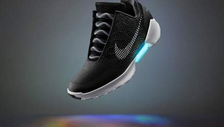 Кросівки майбутнього від Nike надійдуть у продаж. У Лондоні з'явиться голубиний патруль