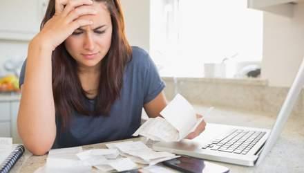 Проблеми з виплатою кредиту: Топ-3 поради, як виплутатися з ситуації