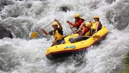 Чим зайнятись чоловікам, які люблять екстрим на воді