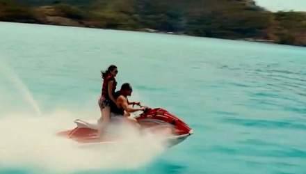 """Фільм дня. """"Тільки для закоханих"""" — веселі пригоди сімейних пар на райському острові"""