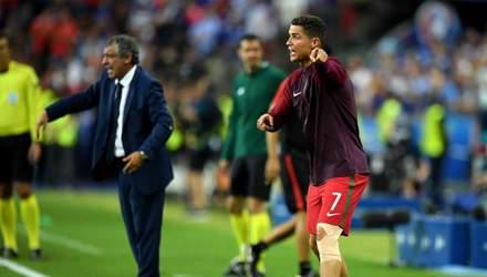 """Эмоциональный и безудержный: как травмированный Роналду отбирал """"хлеб"""" у своего тренера"""