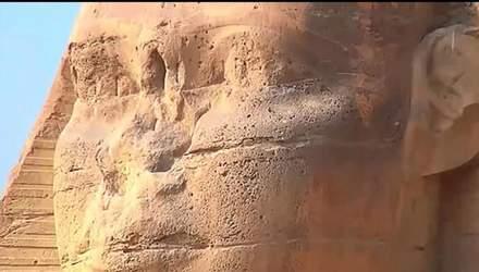 Що можуть розказати шукачу пригод величні піраміди в Гізі
