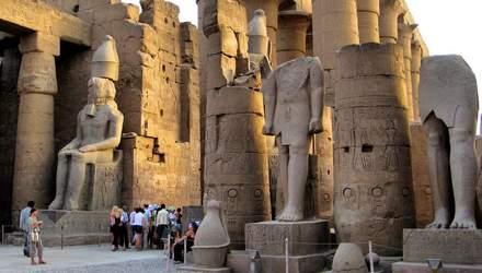 Луксор – загадкове місто-музей під відкритим небом