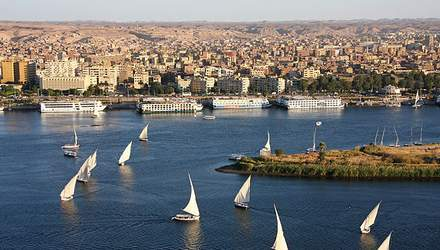 Чому варто наважитись на подорож по Нілу: від музею Луксору до курорту Асуану