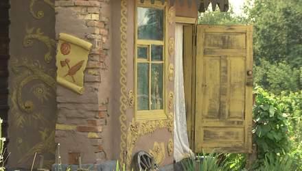 У старовинному селі на Полтавщині запрацював унікальний гостьовий будинок