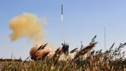 Китайцы запустили в космос уникальный спутник