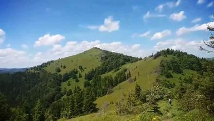Що приховує найвища гора Львівщини