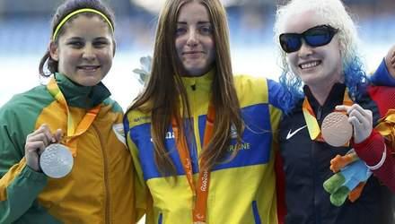 """Українка виборола """"бронзу"""" на Паралімпіаді"""
