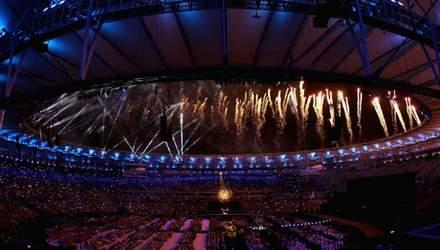 Перші фото з яскравої церемонії закриття Паралімпійських ігор