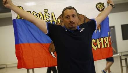 Задержали главу российских болельщиков за драки на Евро-2016