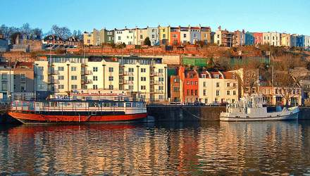Бристоль – волшебный портовой город с многовековой историей