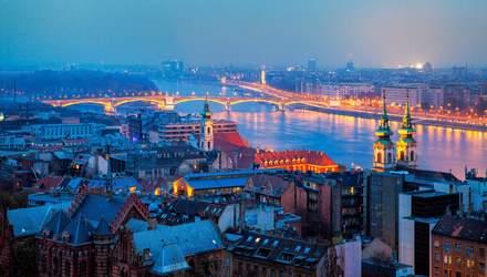Будапешт – тысячелетний город королей и замков на берегах Дуная