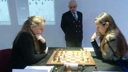 Чемпионаты Украины по шахматам: мирные мужчины и агрессивные женщины
