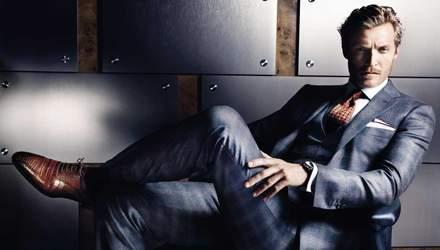 Як італійський бренд Brioni дозволяє чоловікам виглядати стильно та вишукано