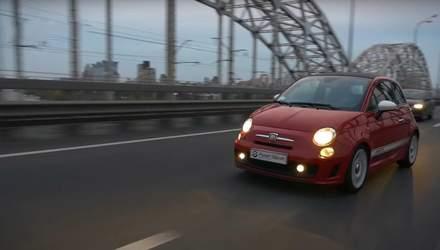 Тюнінг-ательє зробило з легендарного авто Fiat 500 справжню запальничку