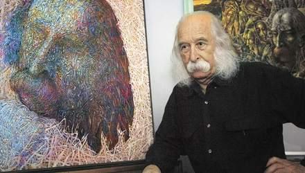 Нашли похищенные картины известного украинского художника Ивана Марчука