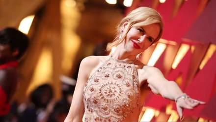 """Дивні оплески Ніколь Кідман на """"Оскарі"""": підбірка мемів"""