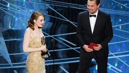 """Найкращі моменти """"Оскар-2017"""" в гіфках"""