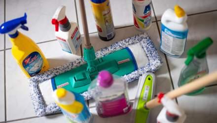Щодня чи раз в рік: як часто треба прибирати вдома – інфографіка