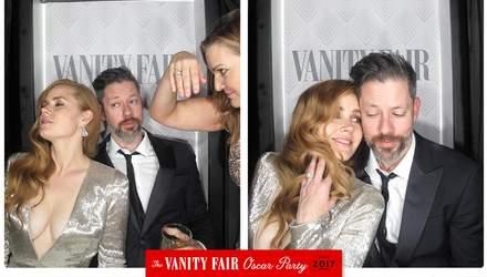 """Искренние и непосредственные фото голливудских звезд с вечеринки """"Оскара"""""""