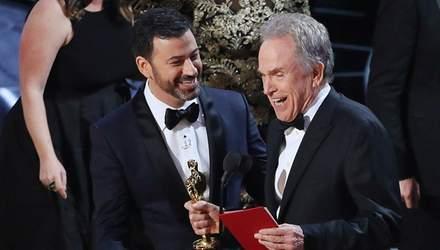 """Винуватці провалу на """"Оскар"""" найняли охорону через погрози"""