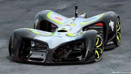 Как технологии меняют автогонки: Robocar для Formula-1