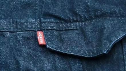 """""""Розумна"""" куртка від Levi's та Google – унікальний одяг для керування смартфоном"""