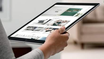 Apple выпустит бюджетный планшет