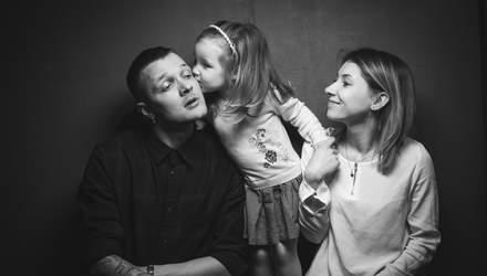 Жена солиста O.Torvald показала смешное семейное фото