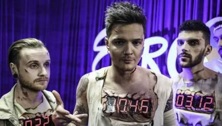Украинцы единственные выступят с рок-песней на Евровидении