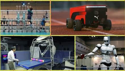Как роботы пришли на смену тренерам в спорте
