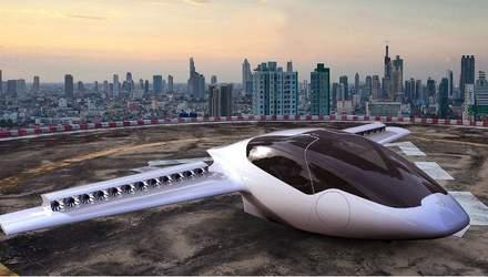 Транспорт будущего: быстрее вертолета и дешевле такси