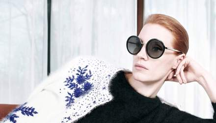 Ніжна елегантність: голлівудська зірка знялася для Prada
