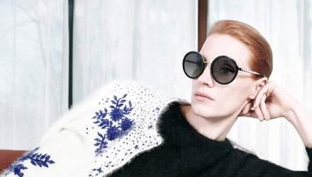 Нежная элегантность: голливудская звезда снялась для Prada