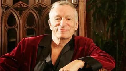 Г'ю Гефнер – засновник Playboy, який побудував бізнес-імперію на пристрасті до прекрасного