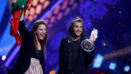 Выступление победителя Евровидения-2017 Сальвадора Собрала: мощное видео