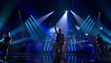 O.Torvald на Евровидении-2017: в сети появилось полное видео выступления в финале
