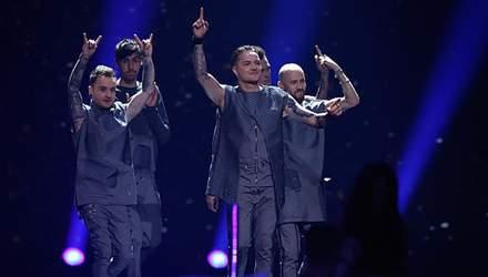 Финал Евровидения-2017: какое место заняла Украина